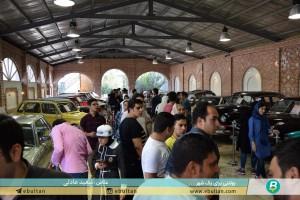 از موزه خودرو های کلاسیک تبریز 2